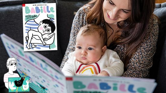 Babille, un magazine pour lire et jouer avec son bébé