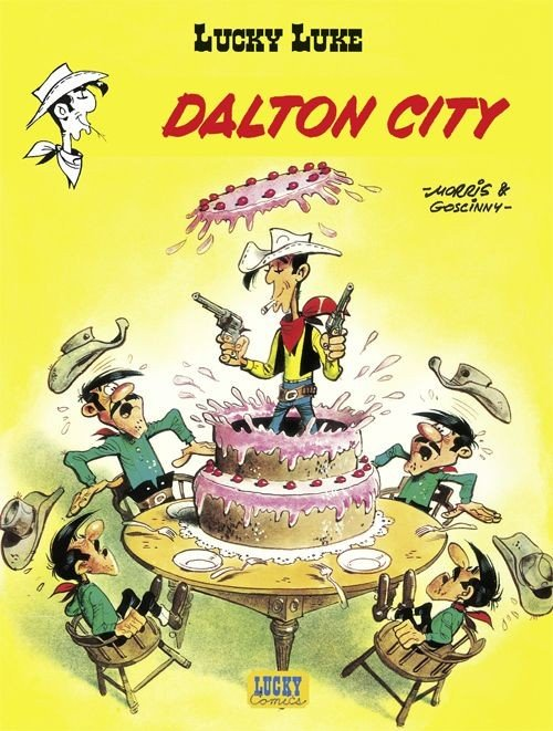 lucky luke dalton city