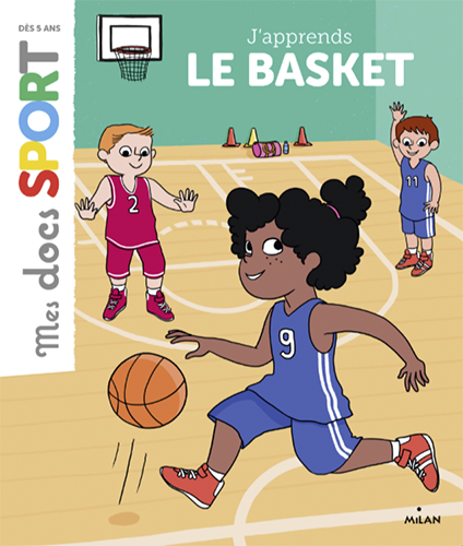 couv apprends basket