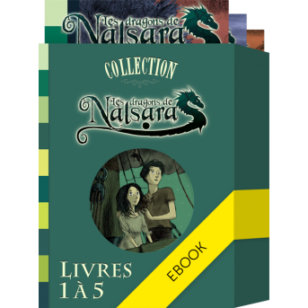 Collection Les Dragons de Nalsara - Livres 1 à 5
