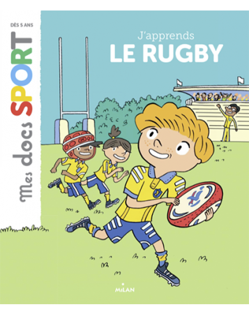 couv apprends rugby