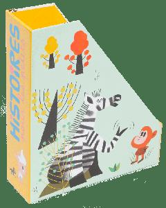 La boîte de rangement Histoires pour les petits