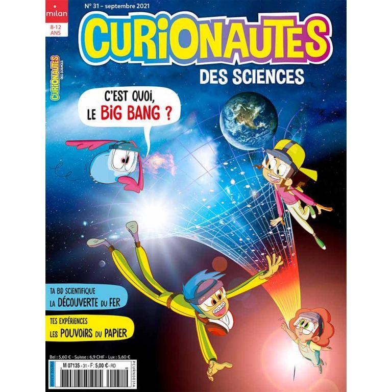 Curionautes des sciences