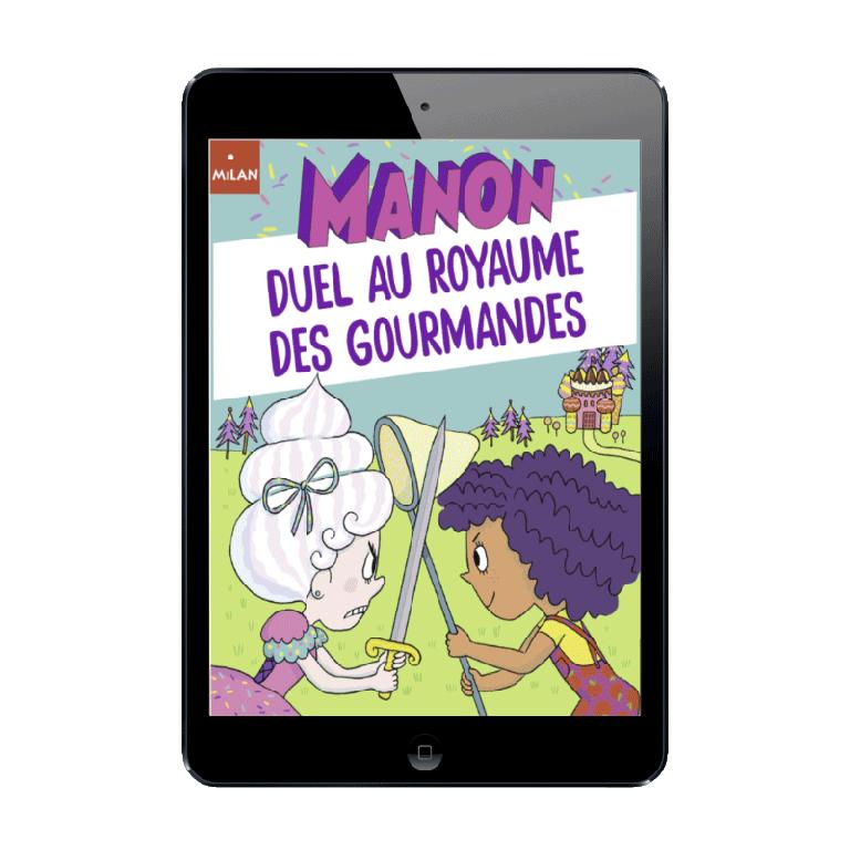 Sélection MANON : les extra récits des filles super