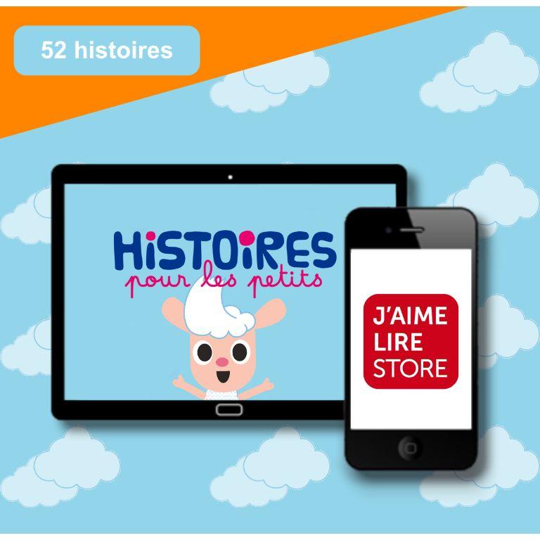 Abonnement Bibliothèque Numérique Histoires pour les petits