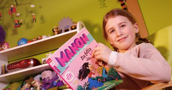 Pourquoi Milan publie des magazines pour les filles ?